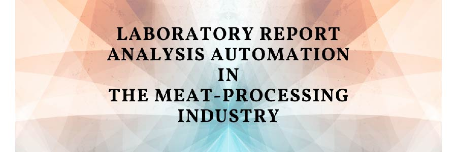 Whitepaper on report automation in meat-processing industry